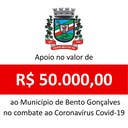 Câmara aprova PL que libera recurso municipal para combater coronavírus