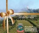 Câmara de Monte Belo do Sul deseja a todos um Feliz Natal