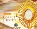 Dia de Corpus Christi – Feriado