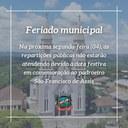 Feriado Municipal