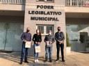 Monte Belo recebe a visita do vereador Felipe Gremelmaier de Caxias do Sul