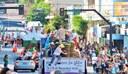 Vereador participa do desfile da 14ª Fenavindima em Flores da Cunha