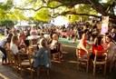 Vereadores prestigiam evento Vieni Vivere la Vita Festival em Monte Belo do Sul